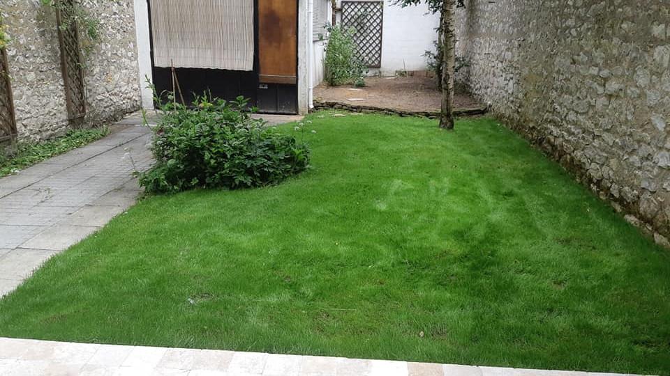 photo entretien espaces verts